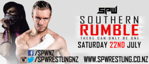 The Southern Rumble features one of the most talked about Pro Wrestlers on the planet, the 'Aerial Assassin' Will Ospreay!